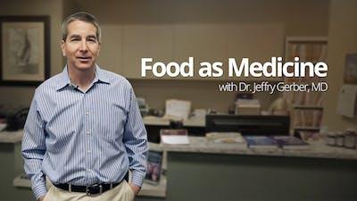 食品作为药物。Jeffry嘉宝