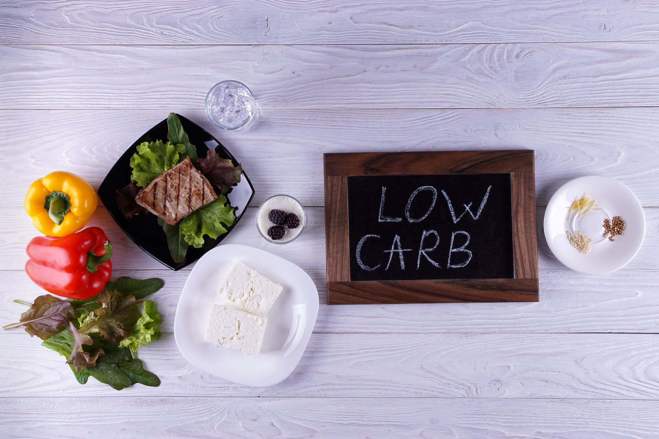 New study: low carb (again) beats calorie restriction for reversing type 2 diabetes