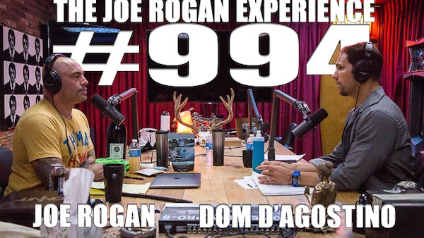 Dr. D'Agostino talks keto on 'The Joe Rogan Experience' podcast