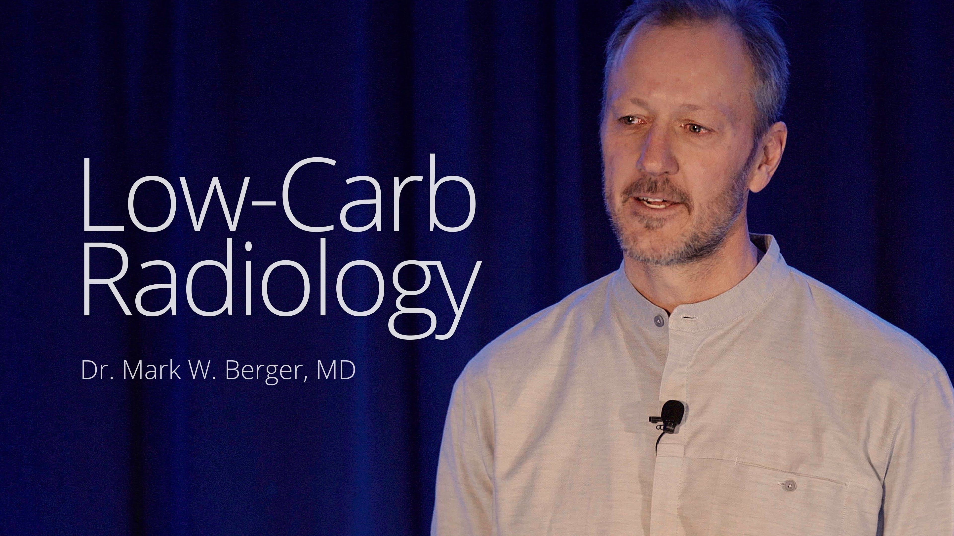 Low-carb radiology