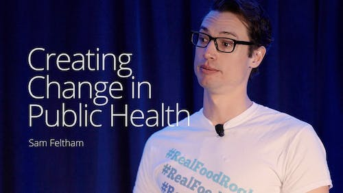 Creating change in public health
