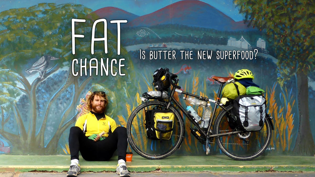 'Fat Chance' – can you ride a bike across Australia without carbs?