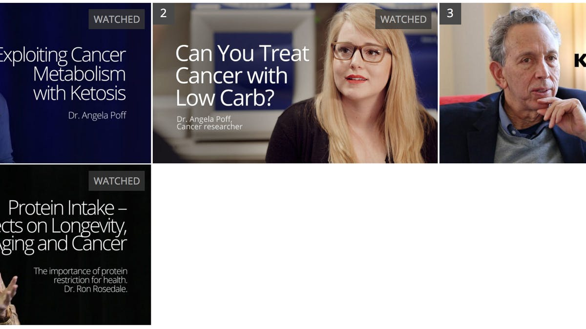Top Videos About <strong>Cancer</strong>