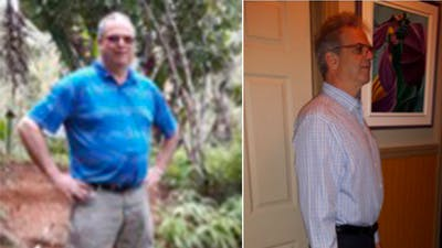 How Jaques reversed his type 2 diabetes and high blood pressure