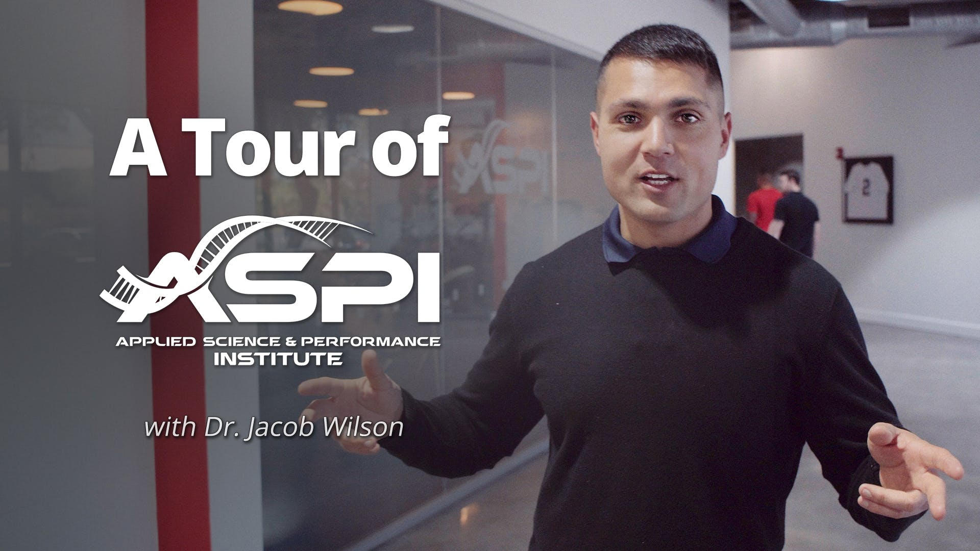 ASPI tour with Dr. Jacob Wilson