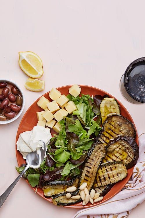 烤蔬菜低碳水化合物盘子GydF4y2Ba