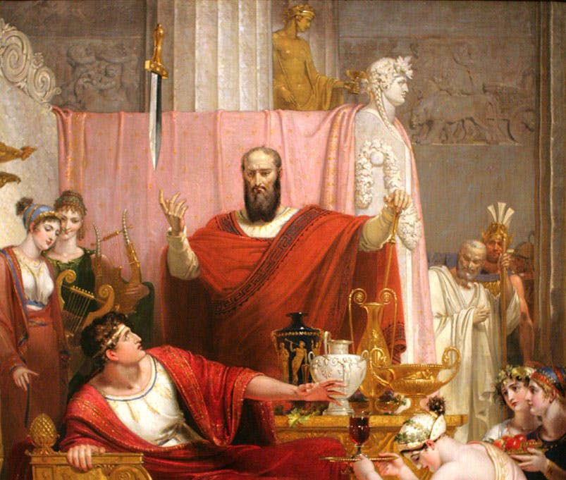 The sword of Damocles and the Obesity Code podcast