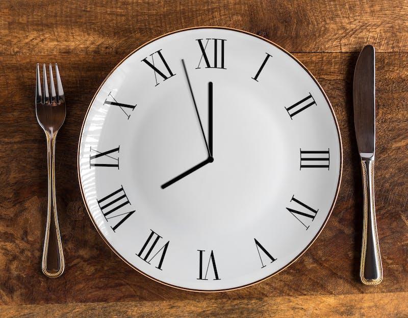 Eight Hour Feeding Window