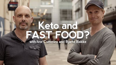 Keto and fast food