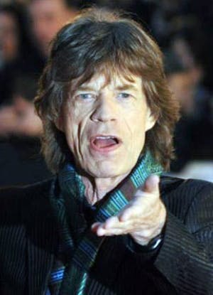 Mick Jagger gets satisfaction from a keto diet