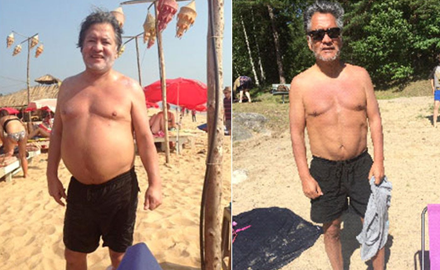 Reversing type 2 diabetes in only 2.5 months with keto and fasting