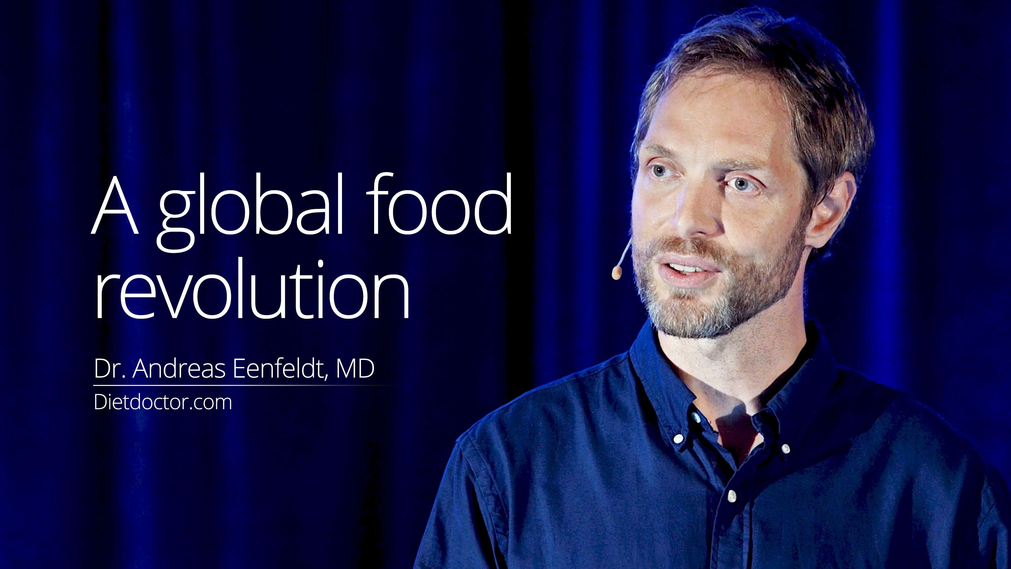A global food revolution
