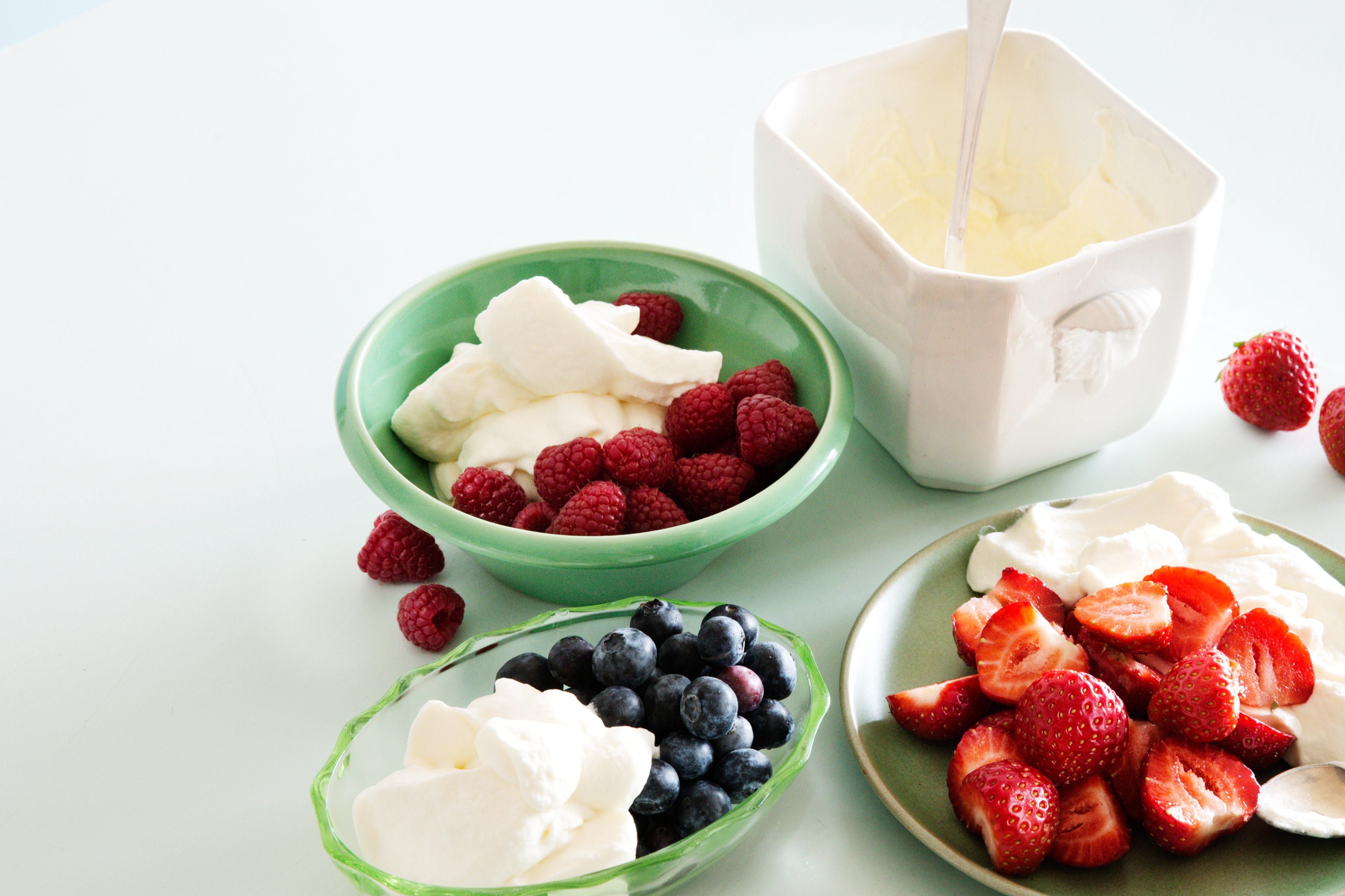 Berries and Whipped Cream – The Ultimate Low-Carb Treat