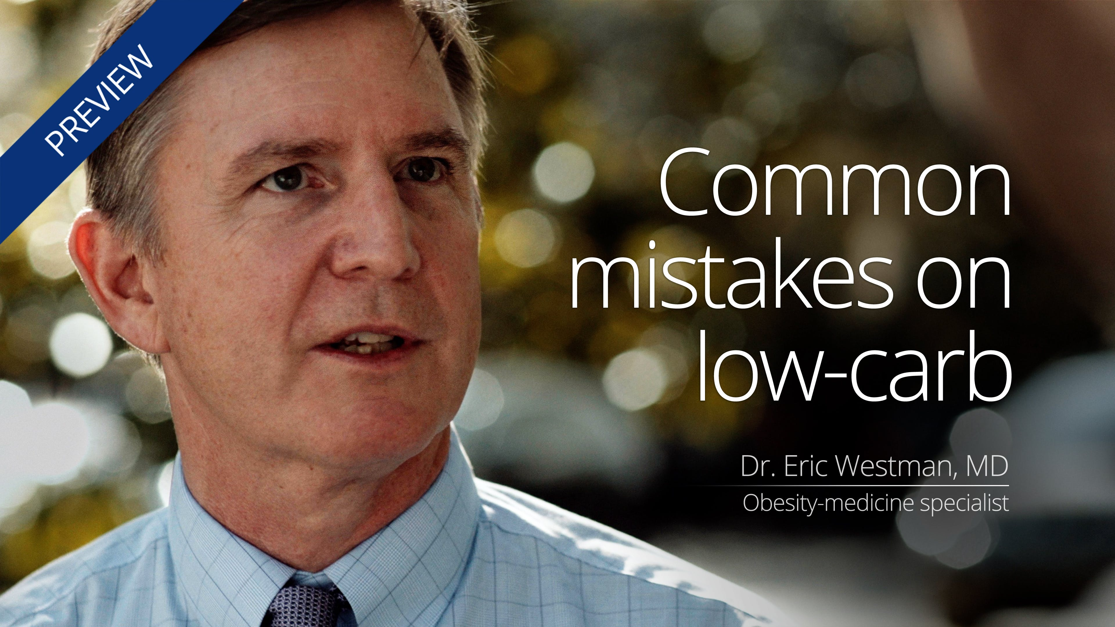 Our most popular video of 2017: Common mistakes on low carb