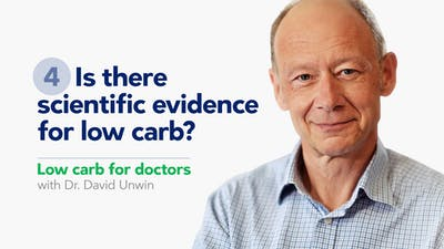 Is there scientific evidence for low carb?- Unwin