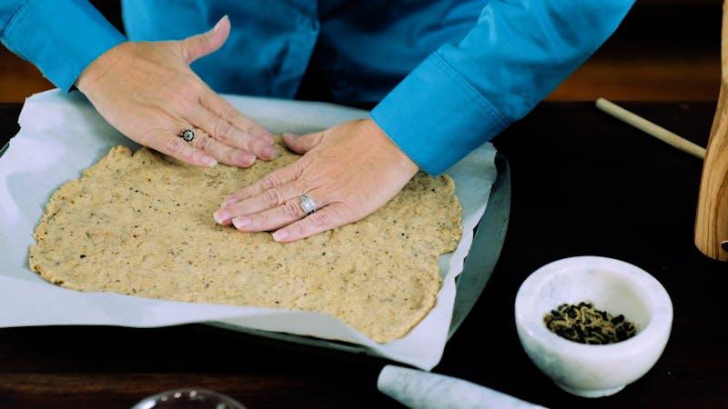 克里斯蒂-地中海烹饪酮酮面包