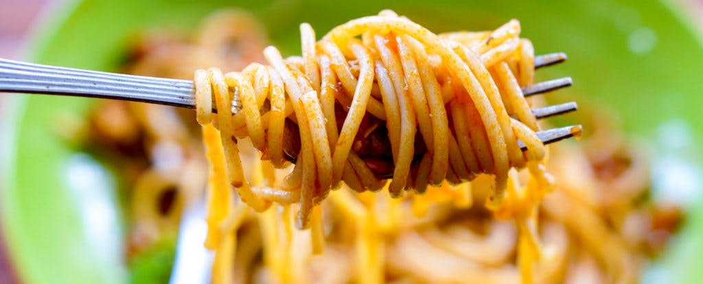 Craving pasta? Blame your taste buds!