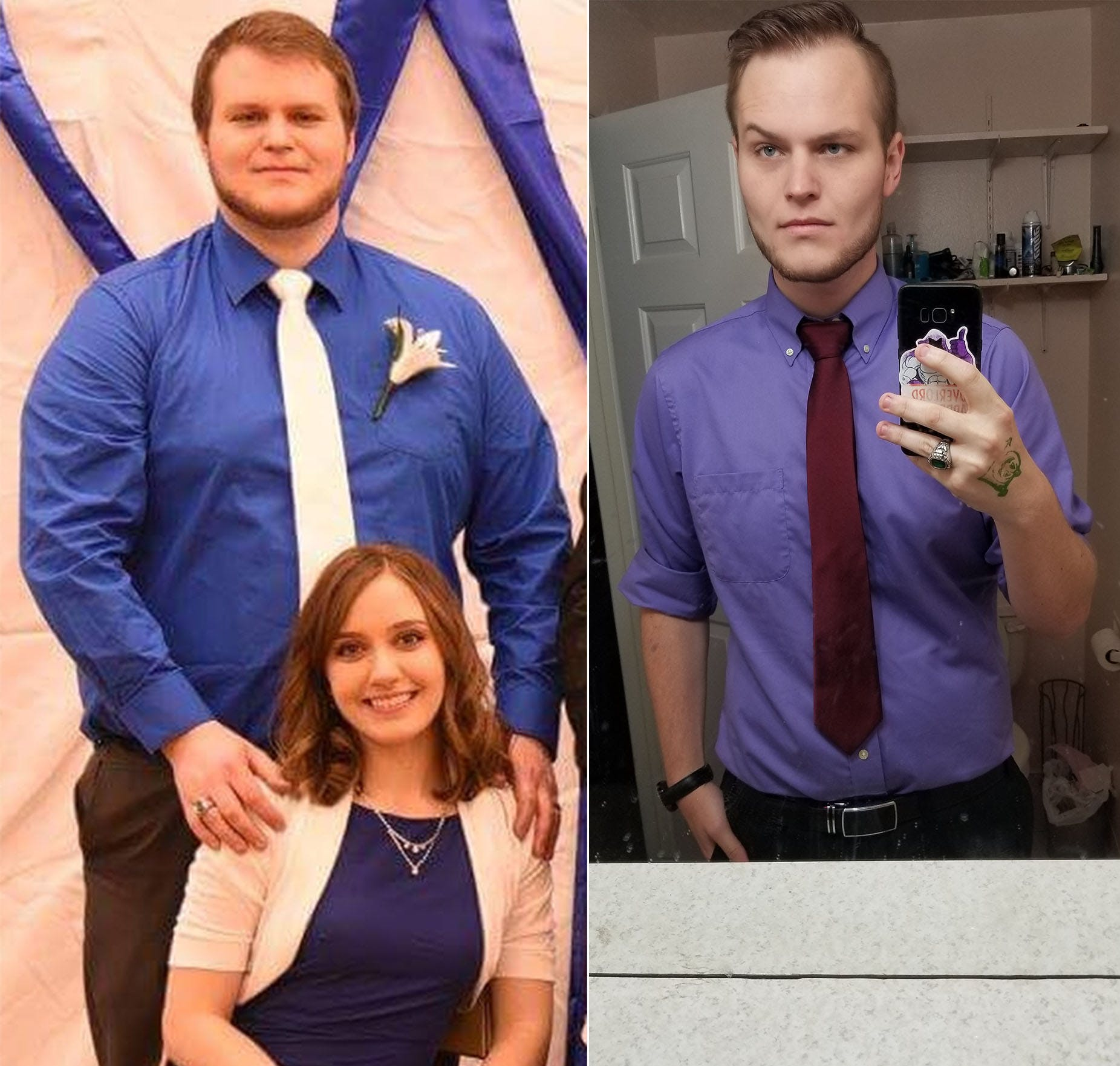 """Everything has changed"" since starting a keto diet"