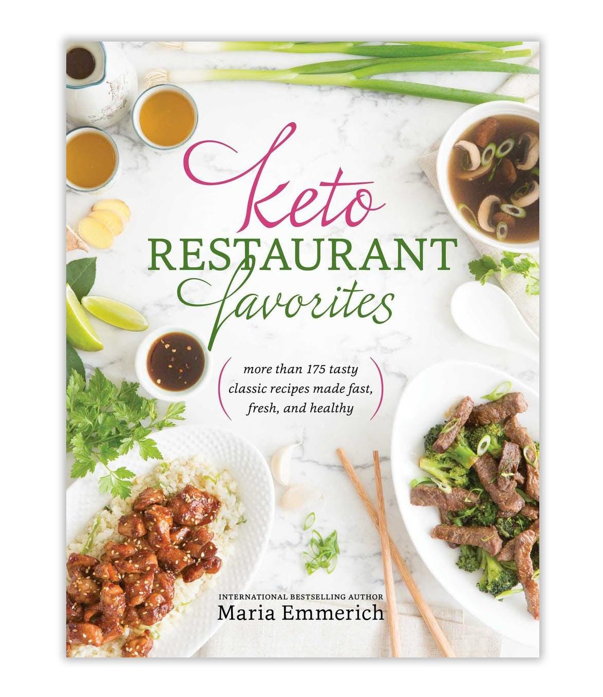 'Keto Restaurant Favorites' review