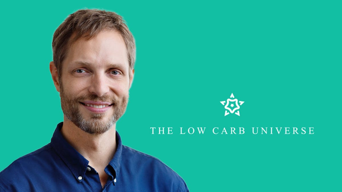 I'll speak at The Low Carb Universe in November
