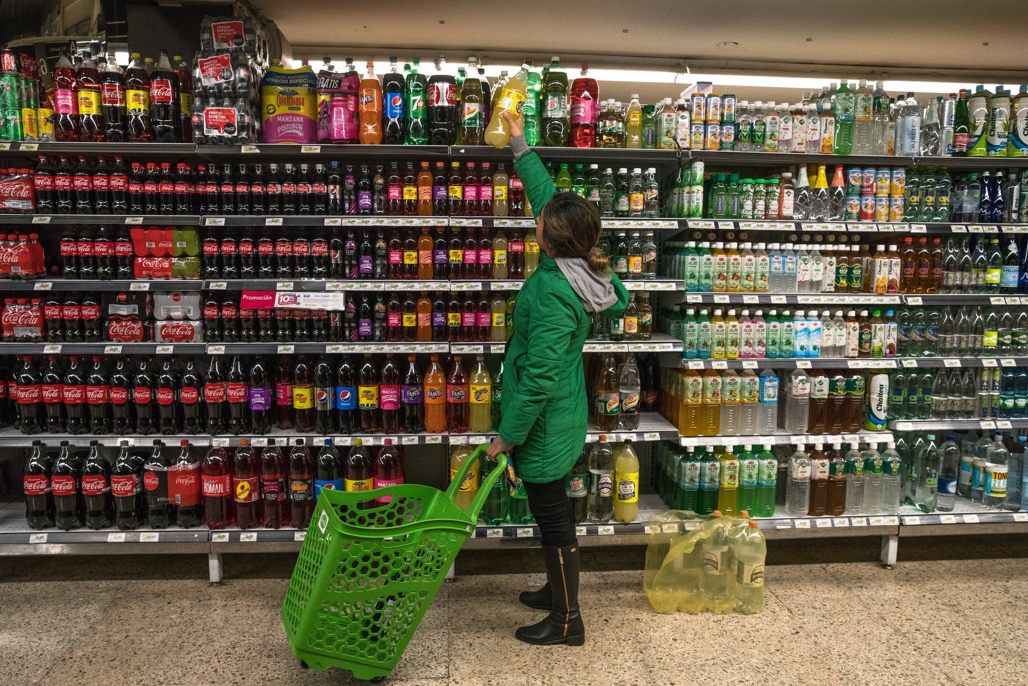 The Colombian soda industry silences an anti-sugar campaigner