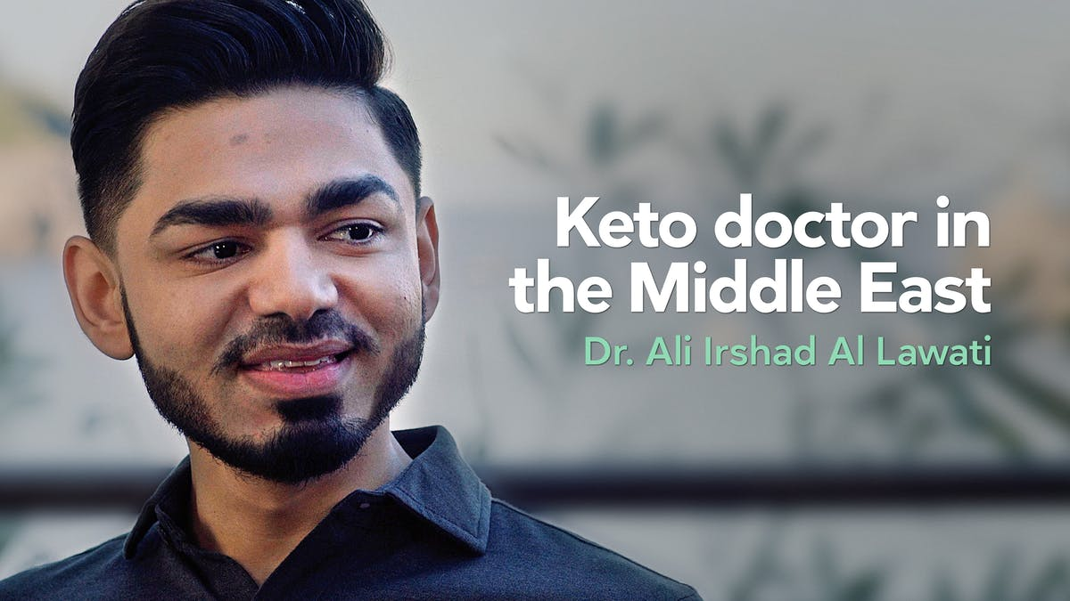 Being a keto doctor in the Middle East