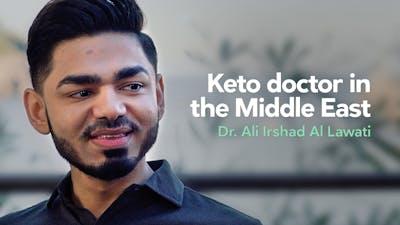 在中东做一名keto医生