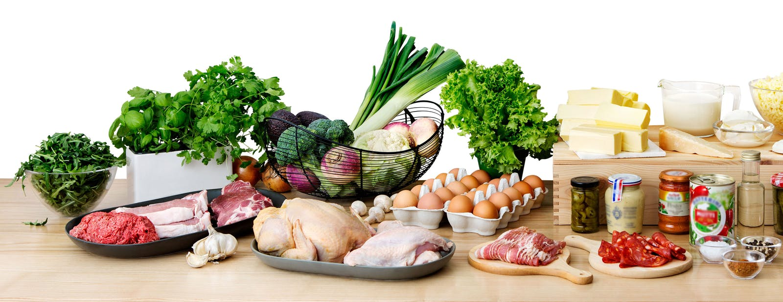 Ketogenic Diet Foods What To Eat And To Avoid Diet Doctor