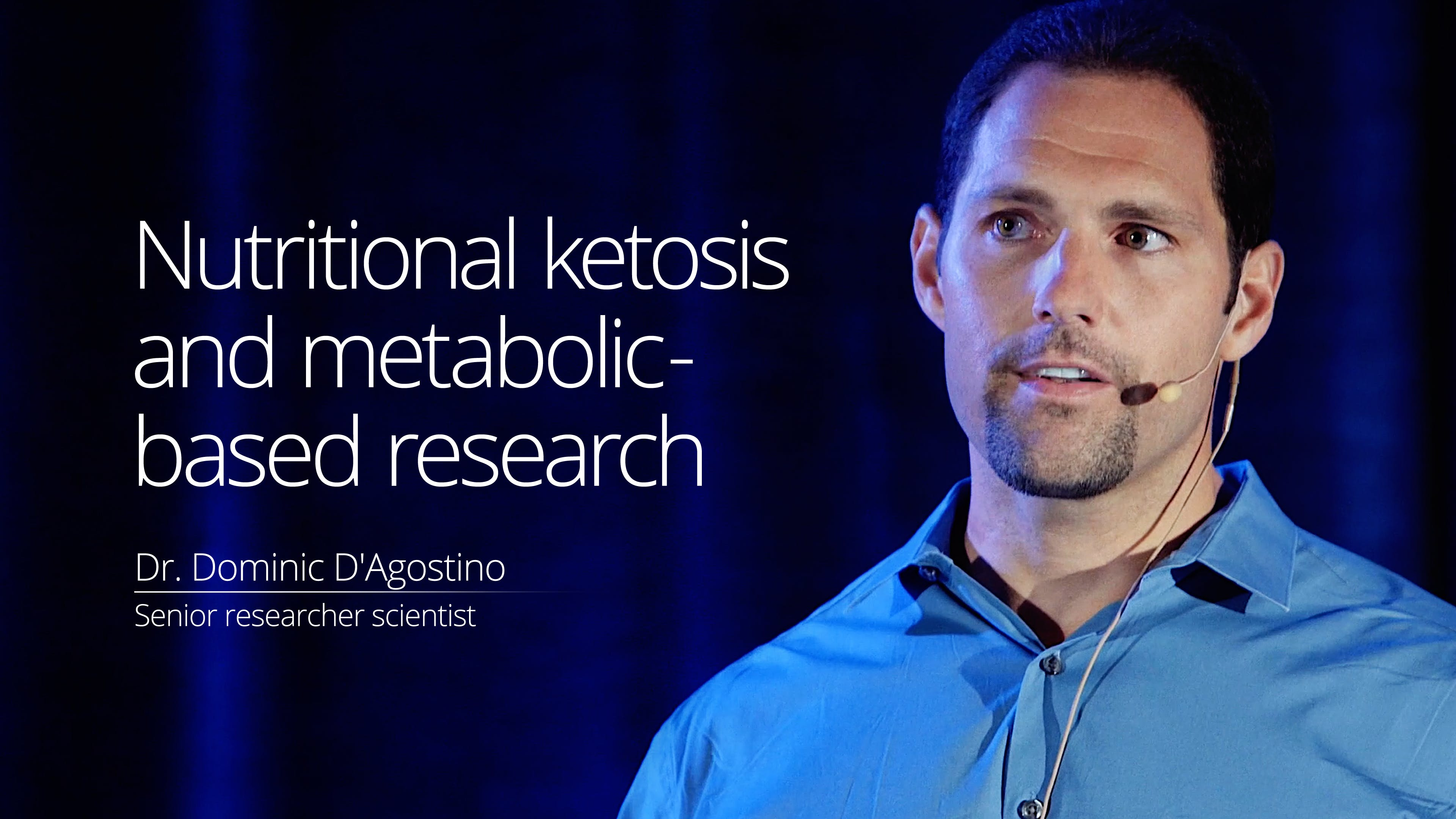 Nutritional ketosis and metabolic-based research
