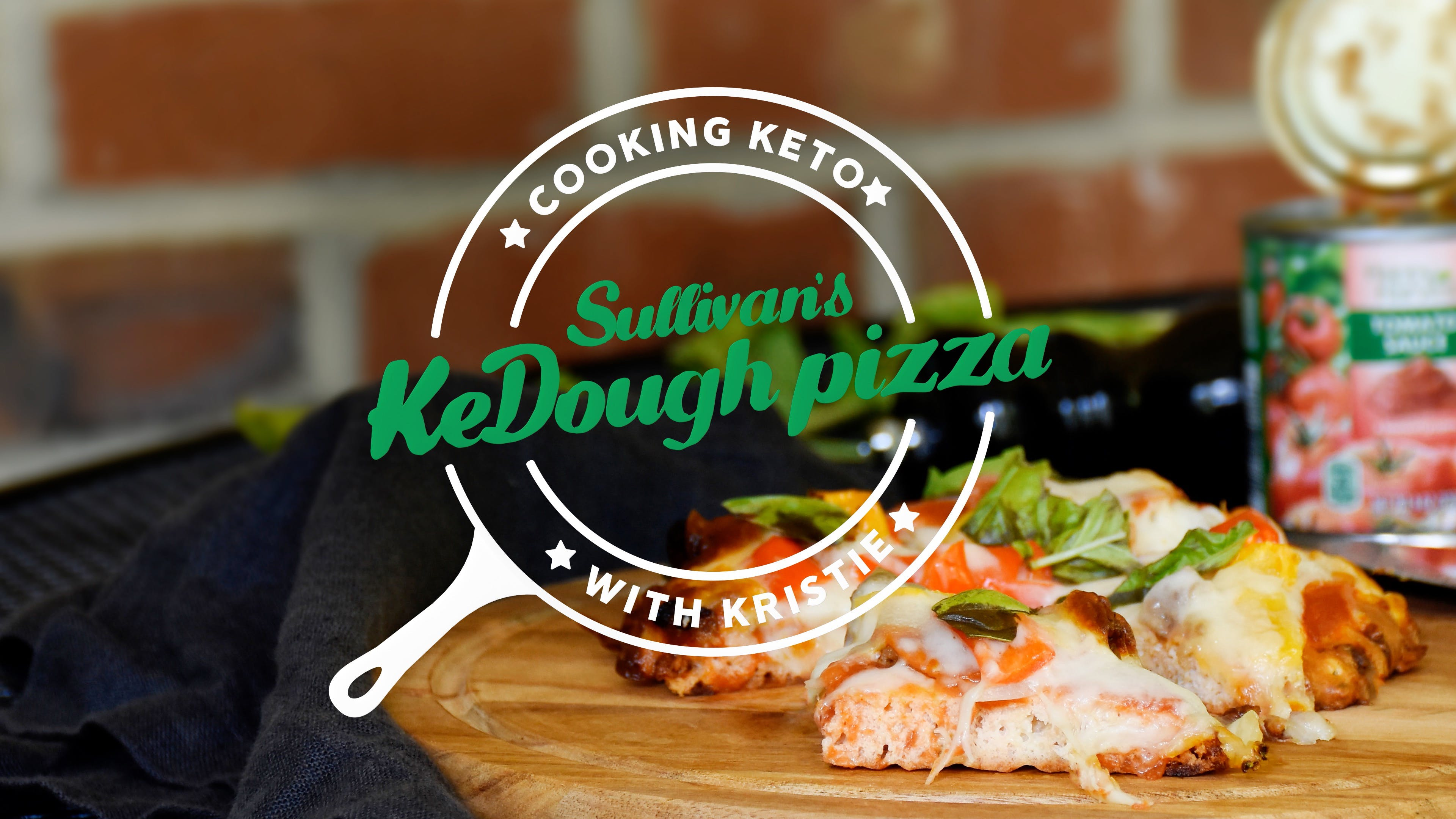 Free video: Cooking KeDough pizza with Kristie