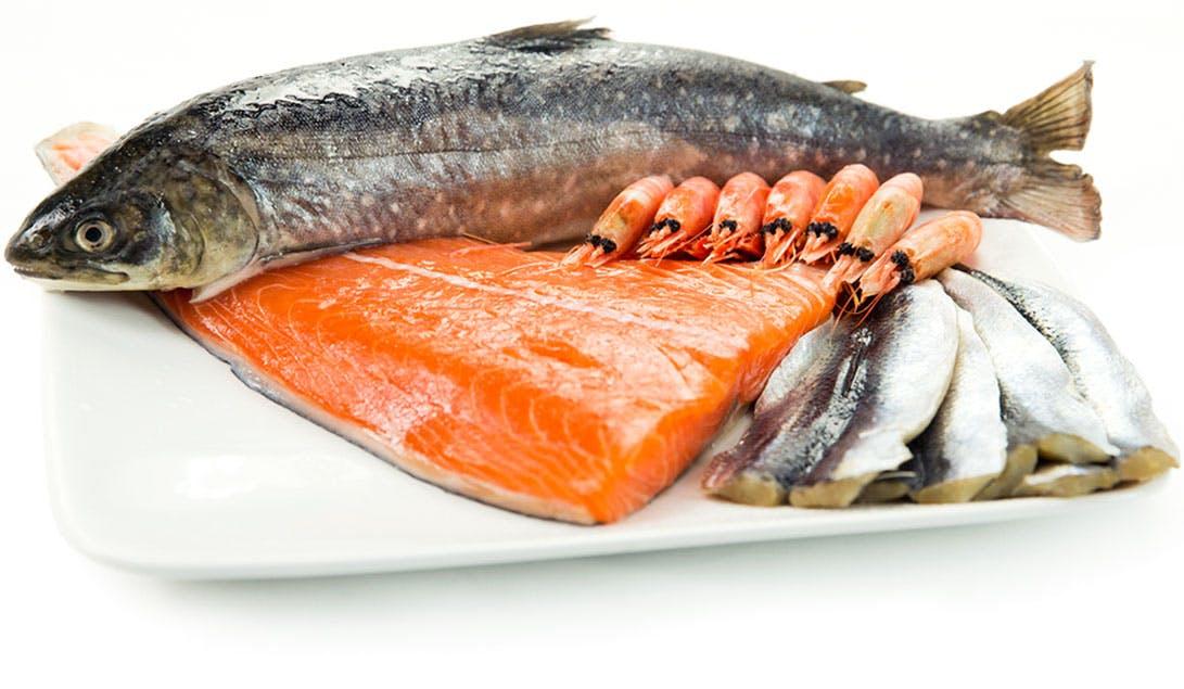 Keto diet food list: fish