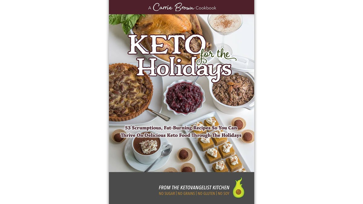 'Keto for the Holidays' book review