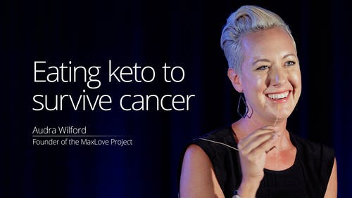 Eating keto to survive cancer