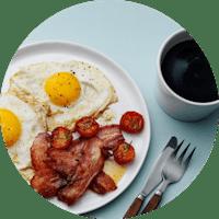 鸡蛋早餐-1600