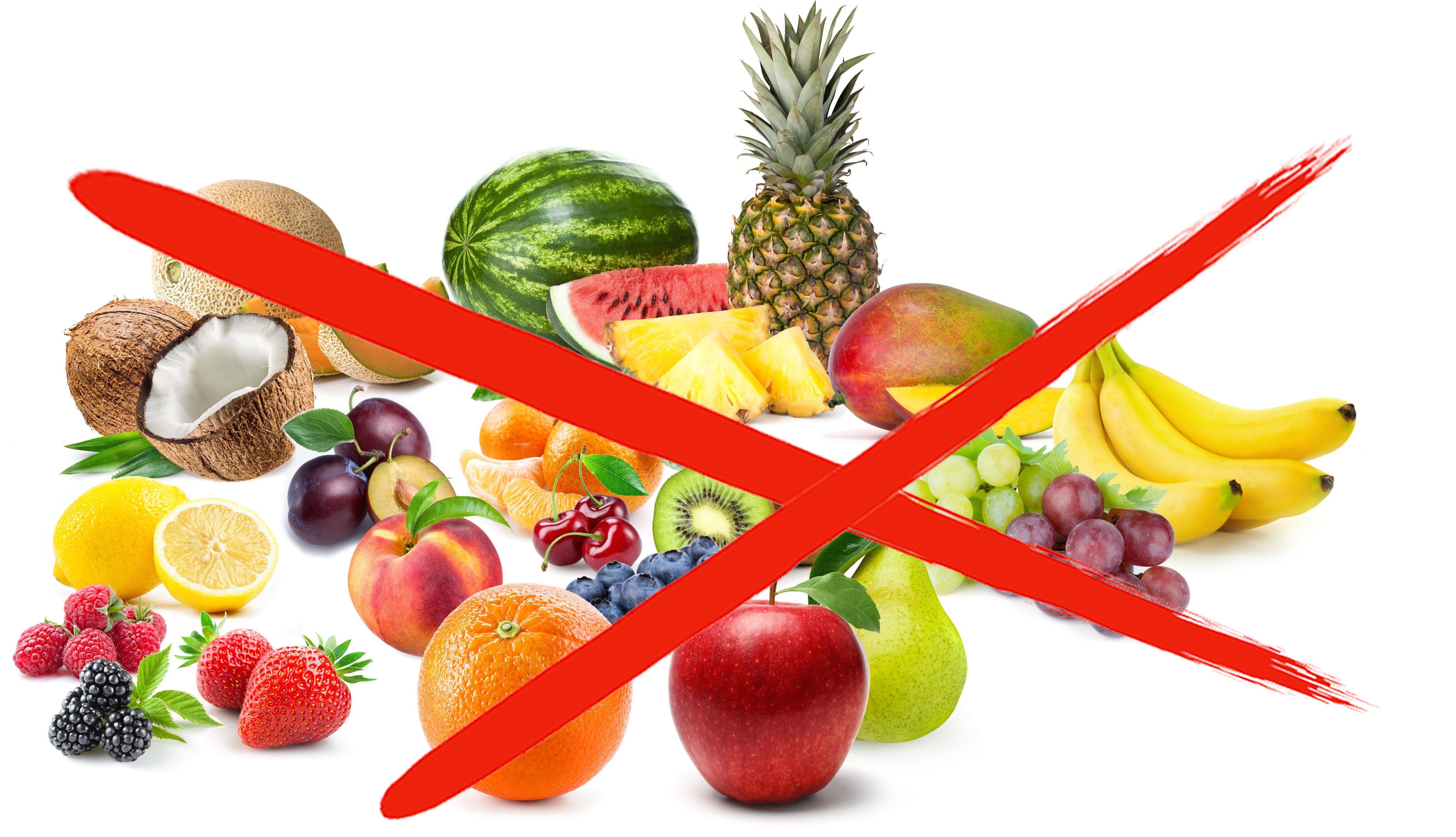 Fruit on a keto diet