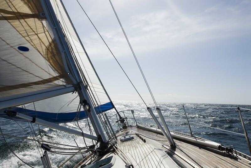 Sailing…