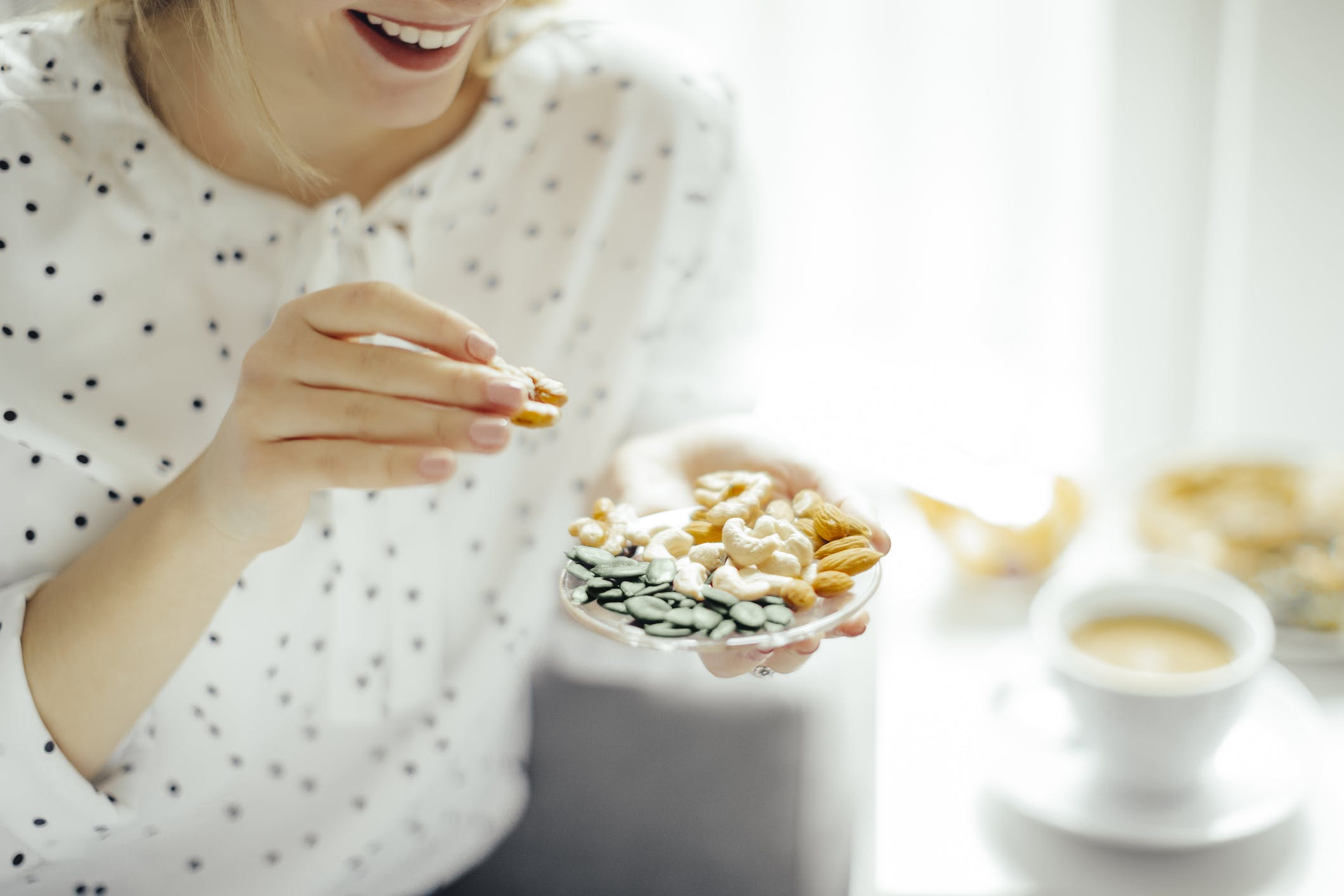 #2 weight-loss tip: Eat only when hungry