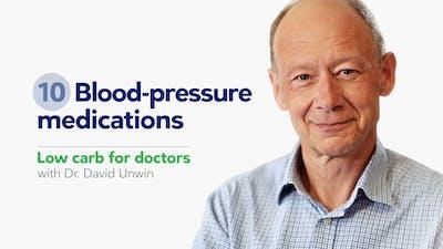 Blood-pressure medications