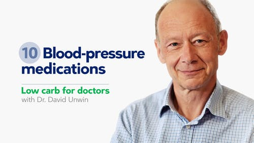 Blood-pressure medications
