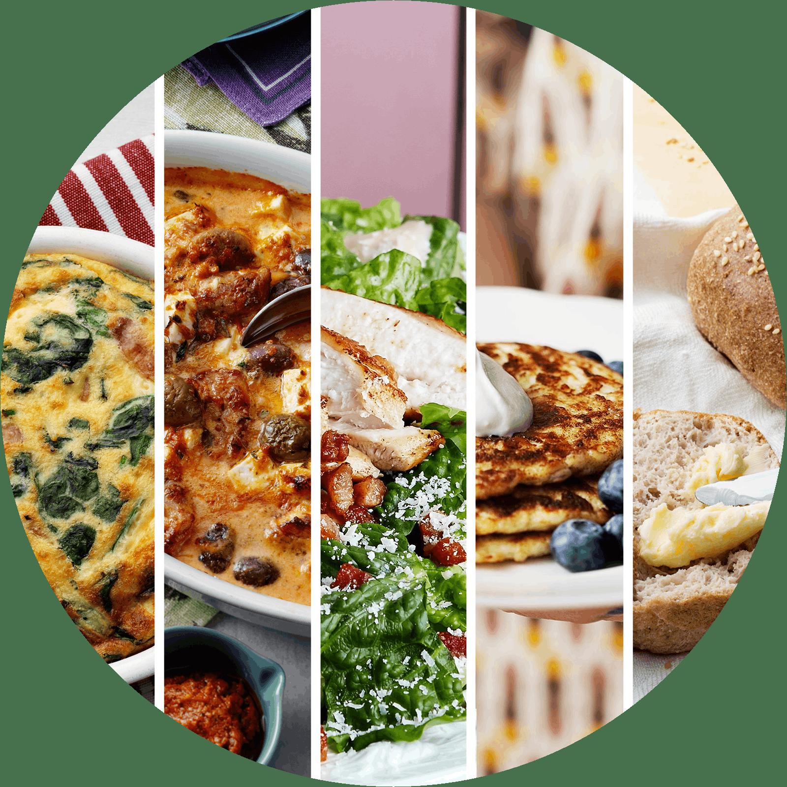Low-carb recipe favorites