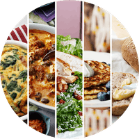 Choose or create a meal plan