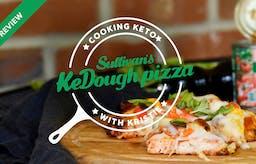 The world's best keto pizza?