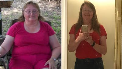60 pounds and all health issues gone on a keto diet
