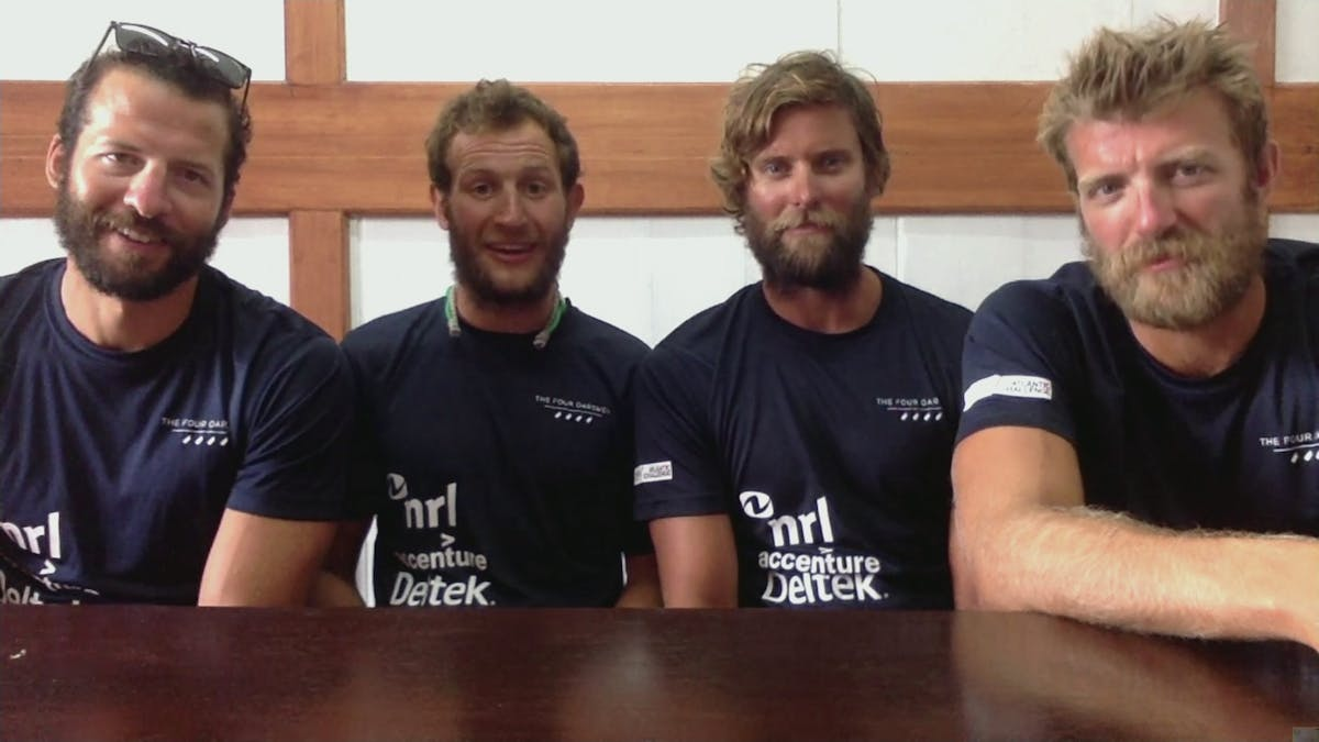 British rowers break Atlantic crossing record on a keto diet