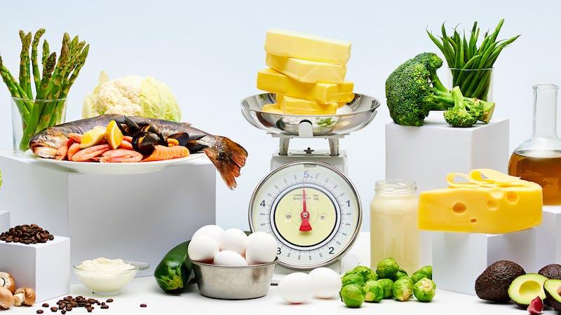 酮减肥食品GydF4y2Ba