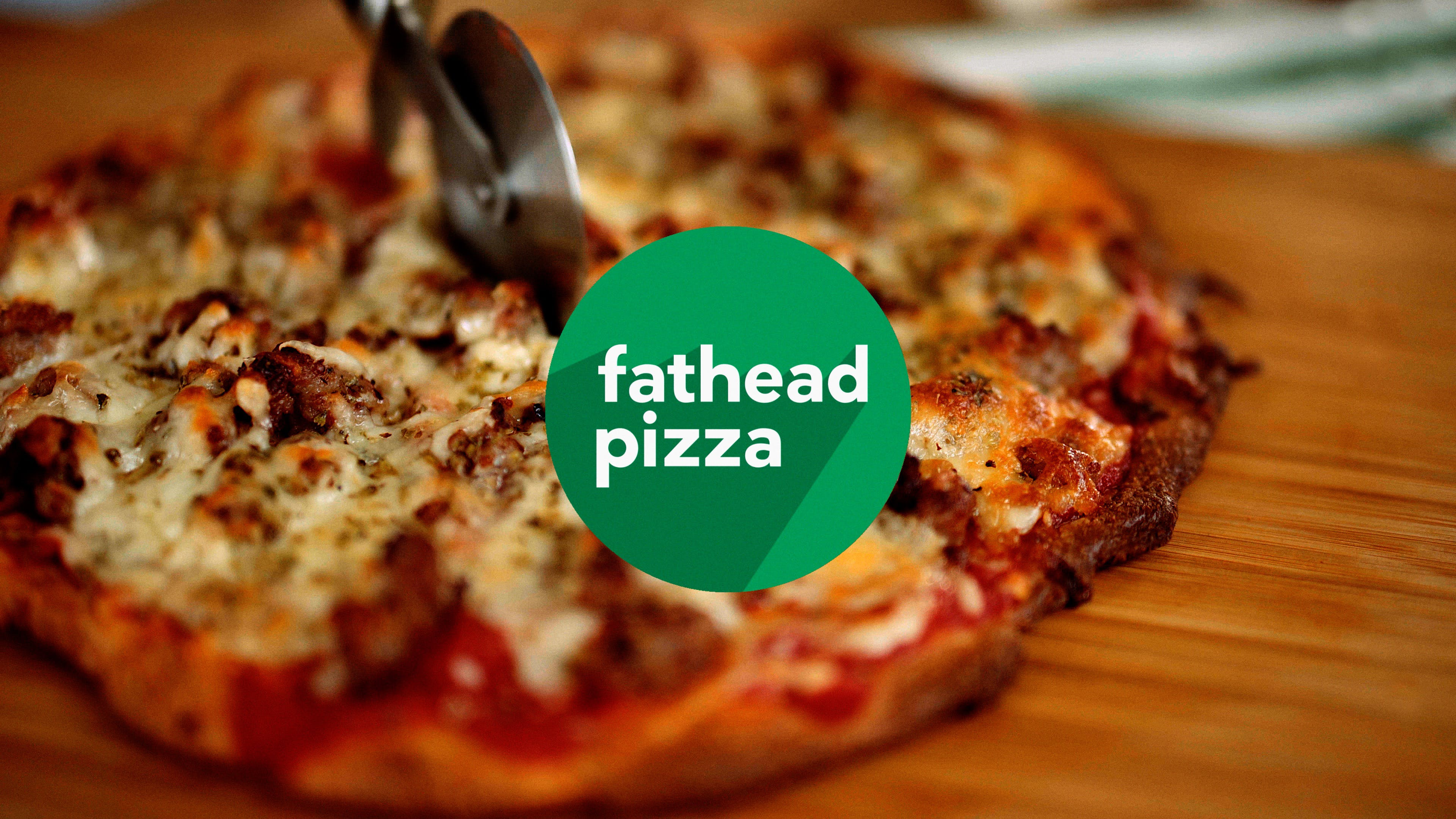 Our #6 most popular video of 2018: Fathead pizza