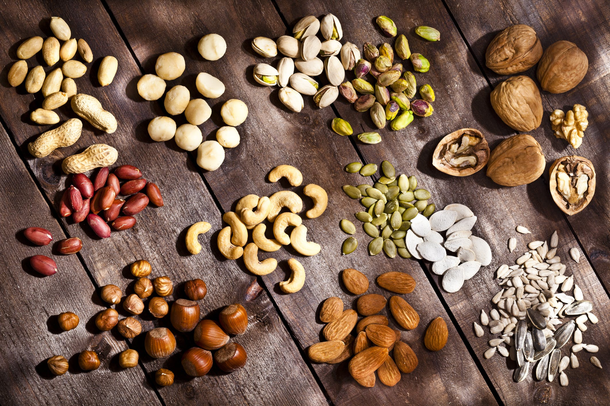 #5 Top weight-loss tip: Avoid dairy and nuts
