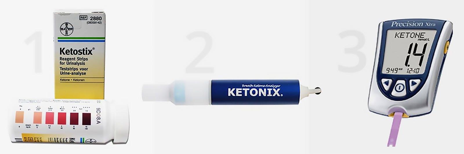 ketone meters
