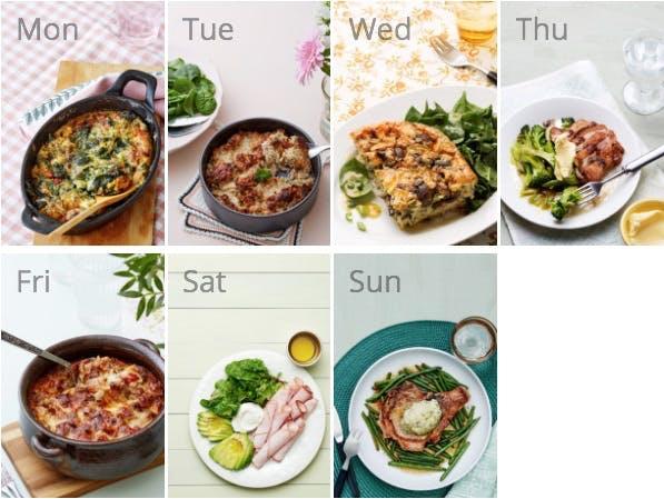 #8 meal plan: Keto on a budget