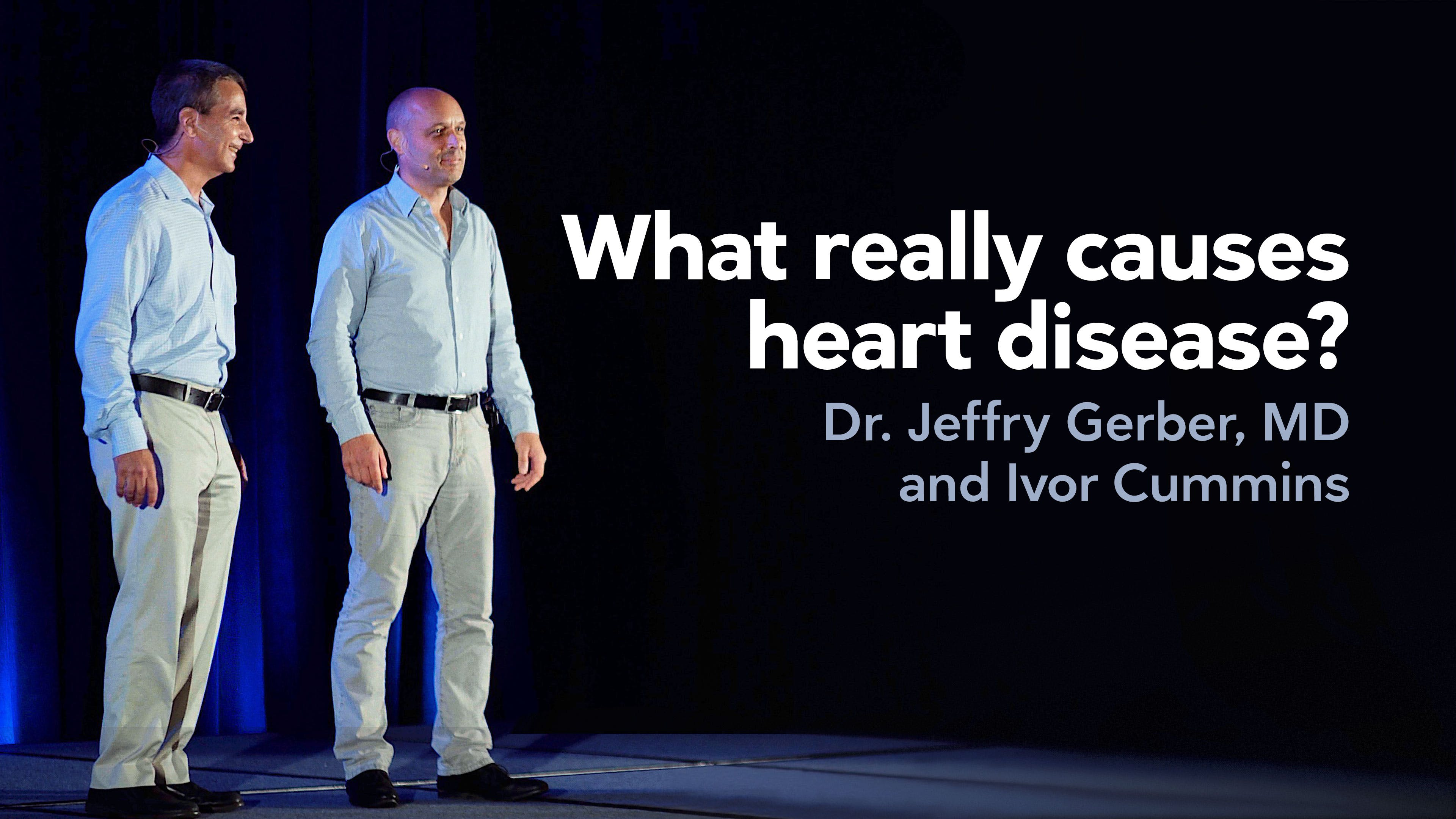 What really causes heart disease?